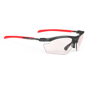 Rudy Project Rydon Okulary rowerowe, frozen ash - impactx photochromic 2 red